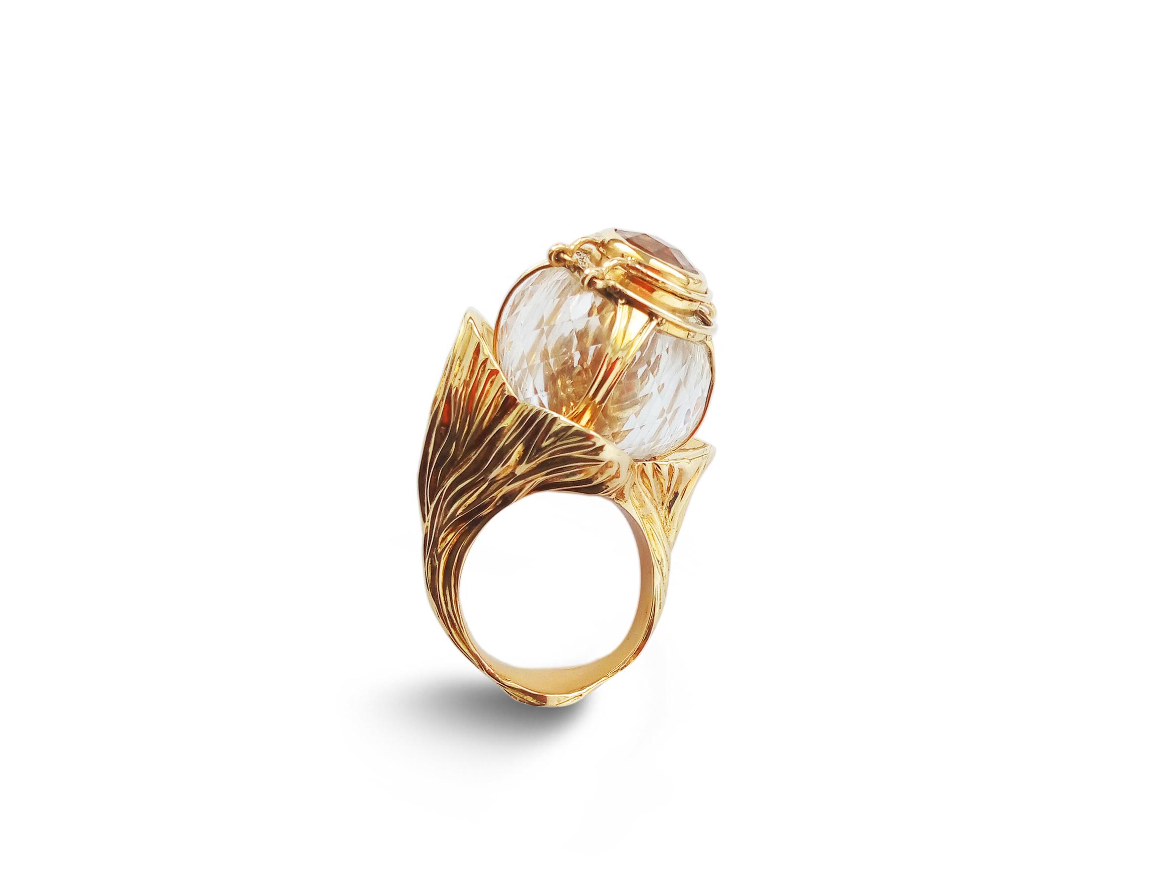 кольцо Гвоздика