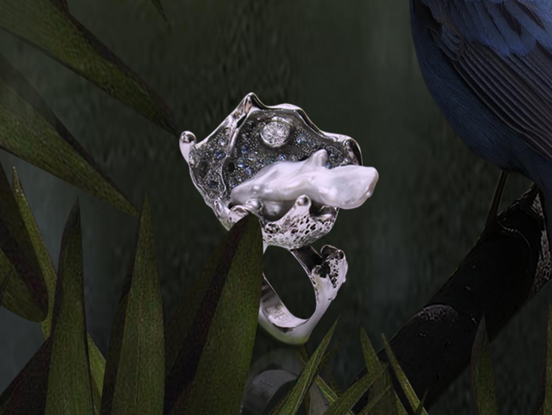 кольцо  Ледовый странник